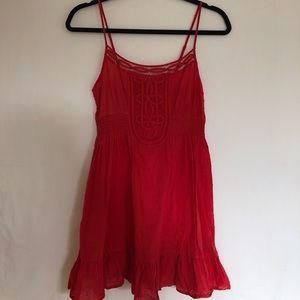 Forever21 Little Red Mini Dress